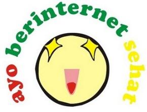 Internet sehat bikin hebat danmenguntungkan