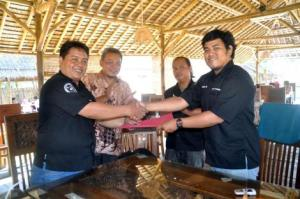 Serah Terima Jabatan Kepada Ketua BlogKar periode 2012 - 2014